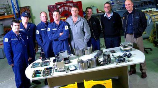 UVS/Bluezone Group Coating with Severn Marine Technologies